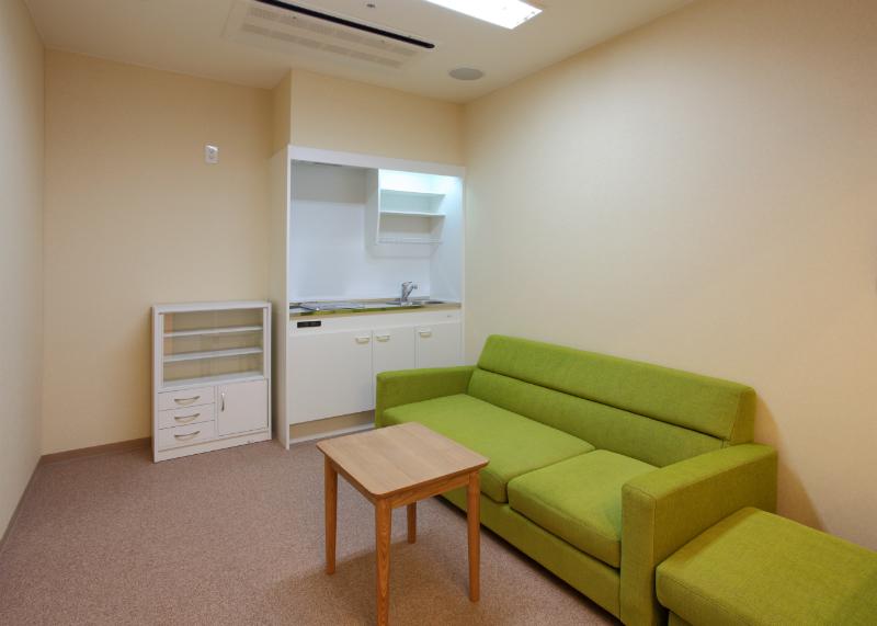 2階家族控室