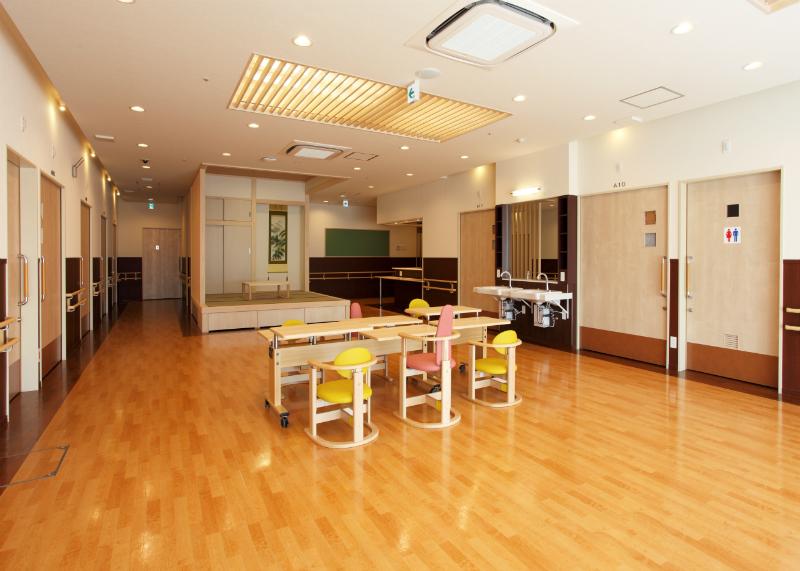 1階共同生活室